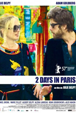 2 Days in Paris French Movie