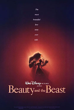 Beauty and the Beast 1991 Movie