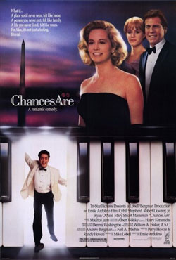 Chances Are 1989 Movie