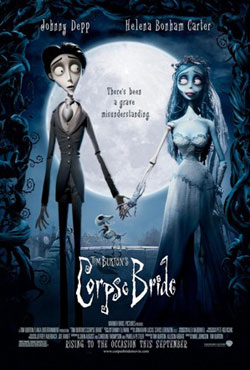 Corpse Bride 2005 Movie