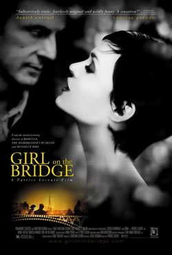The Girl on the Bridge 1999 Movie