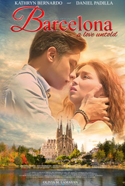 Barcelona: A Love Untold