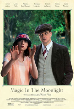 Magic in the Moonlight Movie