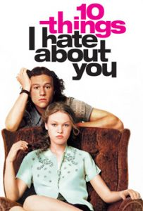 10 Things I Hate About You Romantic Movie