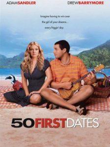 50 First Dates Romantic Holywood Movie