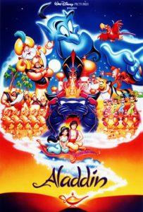 Aladdin 1992 Animated Movie