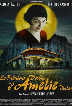 Amelie French Romance Movie