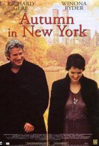 Autumn in New York Romantic Movie