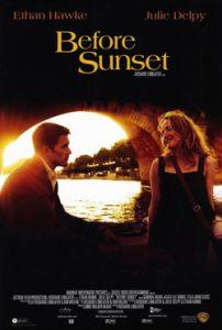 Before Sunset Romantic English Movie