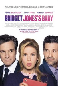 Bridget Jones's Baby 2016 Movie Drama