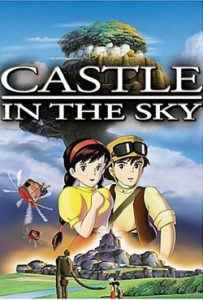 Castle in the Sky Japanese Animated Movies
