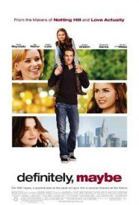 Definitely, Maybe 2008 Romantic Movie