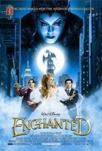 Enchanted 2007 Animated Movie