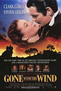 Gone with the Wind 1939 Romantic Film