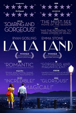 La La Land 2016 Movie