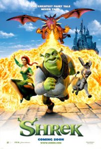 Shrek Animated Romantic Movie