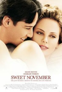 Sweet November Romantic English Movie
