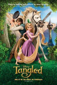 Tangled 2010 Animated Movie
