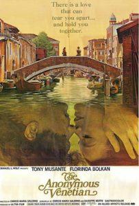 The Anonymous Venetian Italian Movie