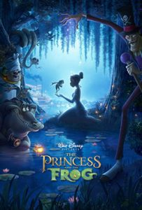The Princess and the Frog 2009 Animated Movie