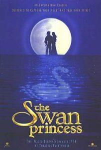 The Swan Princess Animated Movie