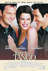 Three to Tango Romantic Movie 1999