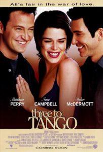 Three to Tango Romantic movie