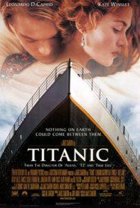 Titanic Romantic Movie