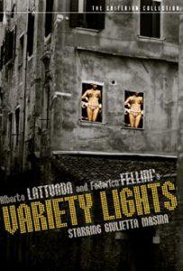 Variety Lights Italian Movie