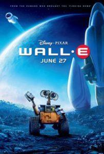 WALL-E 2008 Animated Movie