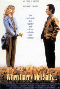 When Harry Met Sally Romantic Movie 1989