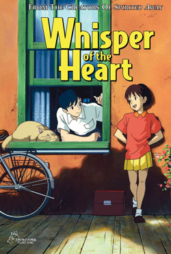 Whisper of the Heart 1995 Movie
