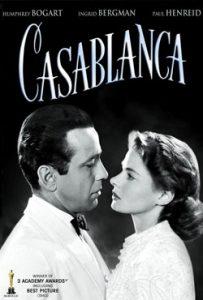 casablanca romantic movie 1942