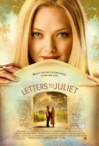 Letters to Juliet Romantic English Movie