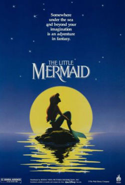 the little mermaid 1989 movie