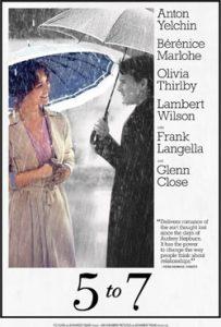 5 to 7 2015 Romantic movie