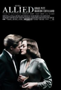 Allied 2016 Romantic Movie