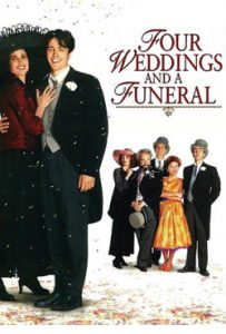 Four Weddings and a Funeral 1994 Romantic Movie