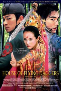 House of Flying Daggers 2004 Romantic Movie