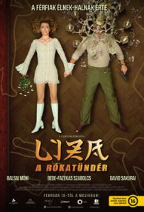 Liza, the Fox-Fairy 2015 Romantic Movie