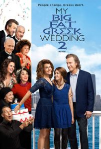 My Big Fat Greek Wedding 2 2016 Romantic Movie
