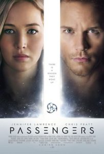 Passengers 2016 Romantic Movie