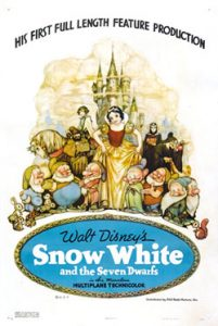 Snow White and the Seven Dwarfs 1937 Animated Movie