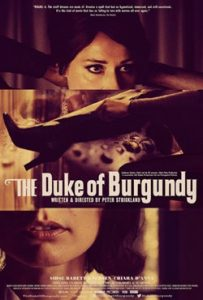 The Duke of Burgundy 2015 Romantic Movie